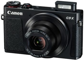 Canon Powershot G9 X Schwarz
