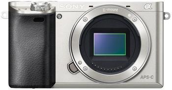Sony Alpha 6000 Body silber
