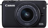Canon EOS M10 schwarz + EF-M 15-45mm IS STM