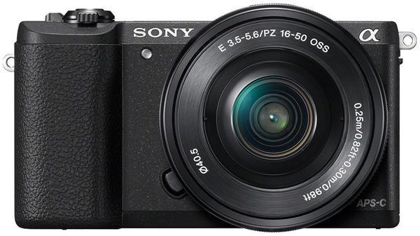 Sony Alpha 5100 Kit 16-50 mm schwarz