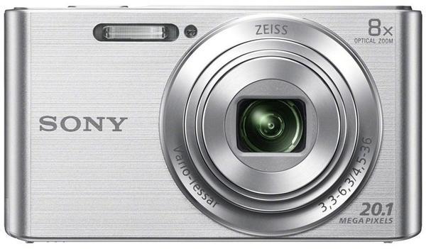 Sony Cyber-shot DSC-W830 (silber)