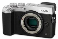 Panasonic Lumix DMC-GX8 Body silber
