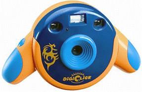 Lexibook DJ010 Digiclick Kinder-Kamera