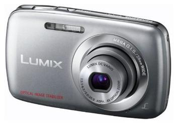 Panasonic Lumix DMC-S1 silber