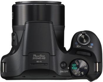 Testbericht Canon PowerShot SX540 HS