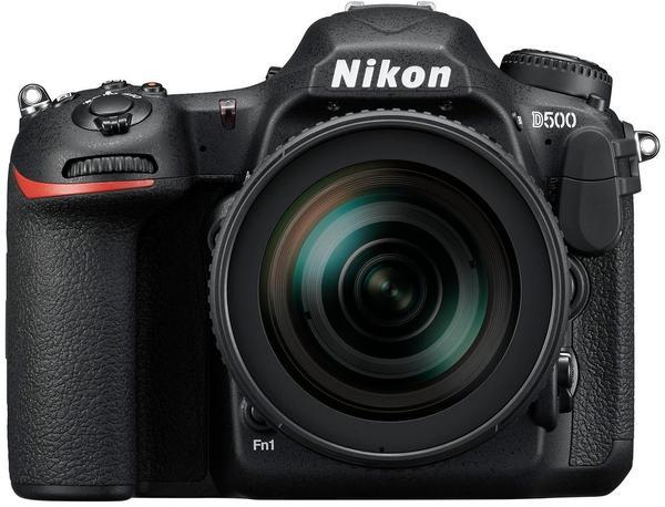 Nikon D500 Kit 16-80 mm
