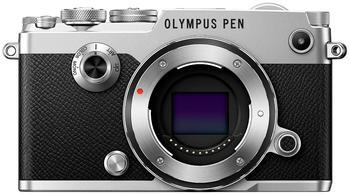 Olympus PEN-F Body silber