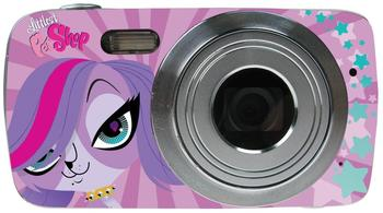 Lexibook DJ029 Littlest Pet Shop Kinder-Kamera