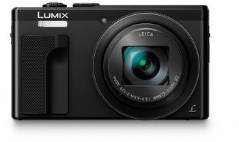 Testbericht Panasonic Lumix DMC-TZ81 schwarz
