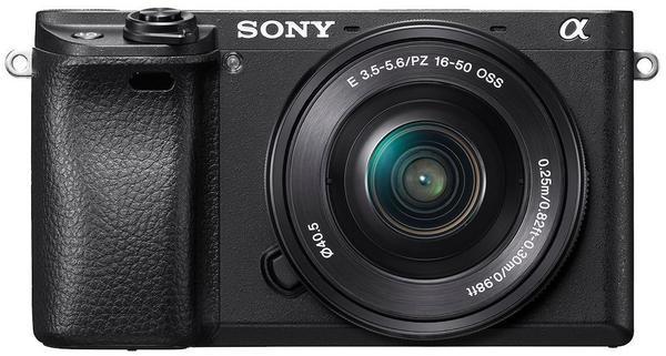 Sony Alpha 6300 + 16-50mm PZ OSS