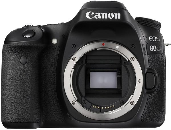 Canon EOS 80D + 18-135mm IS STM