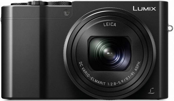 Panasonic Lumix DMC-TZ101 schwarz