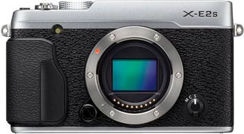 Fujifilm X-E2S Body silber