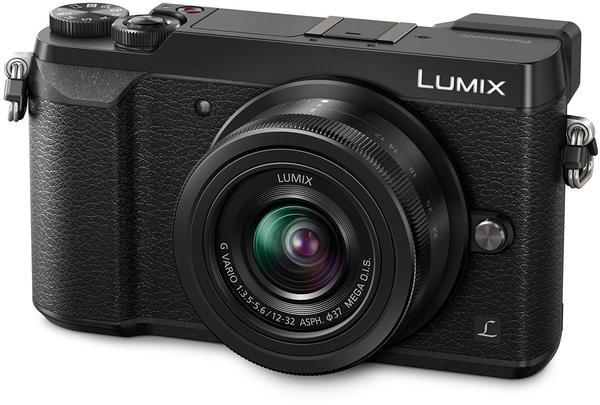 Panasonic Lumix DMC-GX80 Kit 12-32 mm schwarz