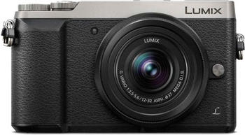 Panasonic Lumix DMC-GX80 Kit 12-32 mm silber