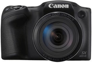 Canon PowerShot SX420 IS schwarz