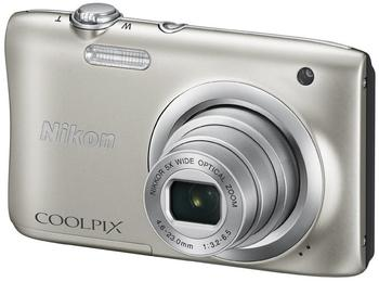 Nikon Coolpix A10 silber