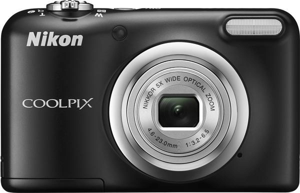 Nikon Coolpix A10 schwarz