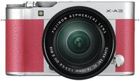 Fujifilm X-A3 rosa + XC 16-50mm OIS II