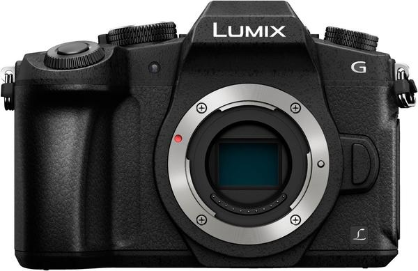 Panasonic Lumix DMC-G81 Body schwarz