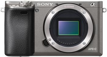 Sony Alpha 6000 Body graphit
