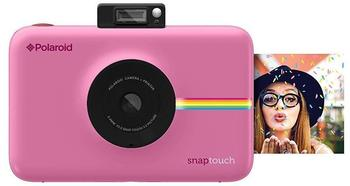 Polaroid Snap Touch pink
