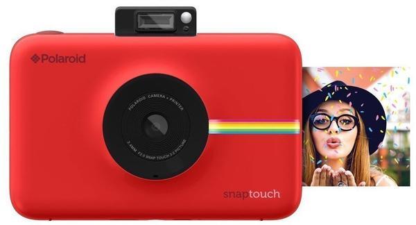 Polaroid Snap Touch rot