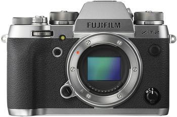 Fujifilm X-T2 Body graphit silber