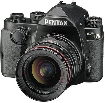 Pentax KP Body schwarz