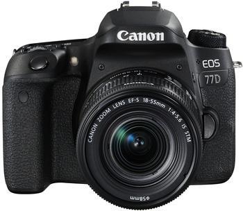 Canon EOS 77D Kit 18-55 mm