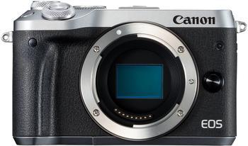 Canon EOS M6 Body silber