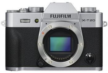 Fujifilm X-T20 Body Silber
