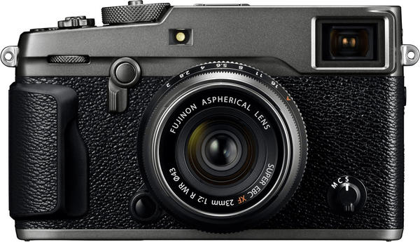 Fujifilm X-Pro2 Kit 23 mm graphite