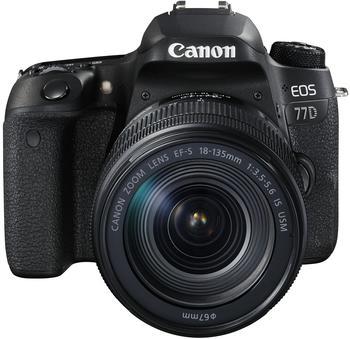 Canon EOS 77D Kit 18-135 mm