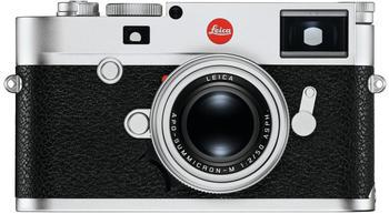 Leica M10 silber