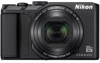 Nikon Coolpix A900 schwarz