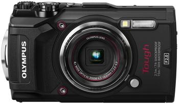 Olympus Tough TG-5 schwarz