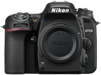 Nikon D7500 Kit 16-80 mm