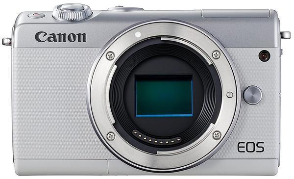 Canon EOS M100 Body weiß