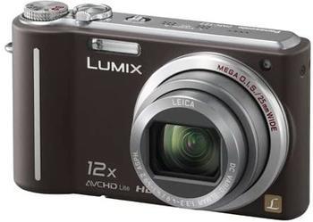 Panasonic Lumix DMC-TZ7 chocolate