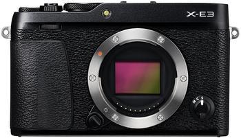 Fujifilm X-E3 Body schwarz