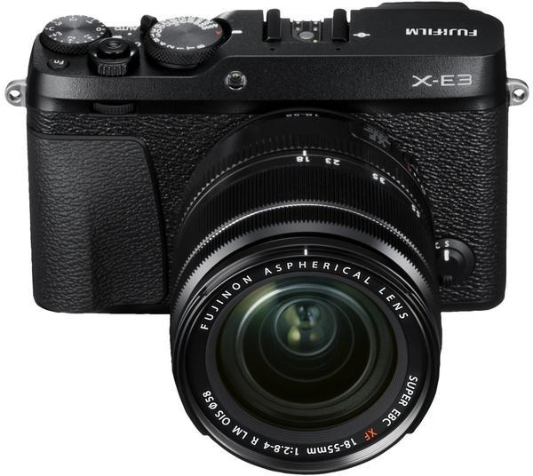 Fujifilm X-E3 Kit 18-55 mm schwarz