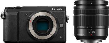 Panasonic Lumix DMC-GX80 Kit + 12-60 mm schwarz