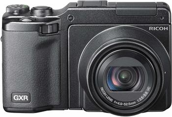 Ricoh GXR + 28-300mm VC