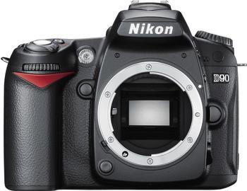 Nikon D90 + AF-S DX 16-85mm ED VR Fatbox