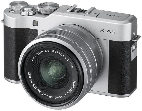 Fujifilm X-A5 Kit 15-45 mm