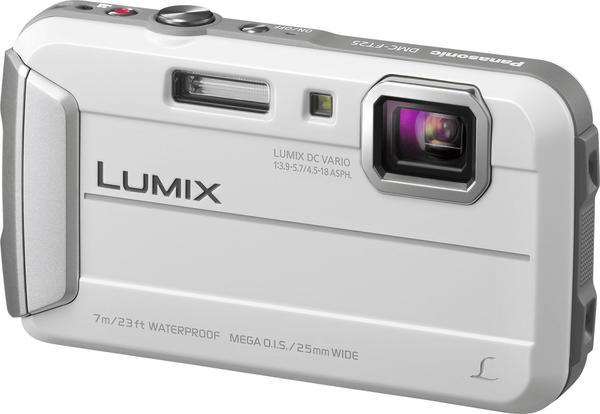 Panasonic Lumix DMC-FT25 weiß