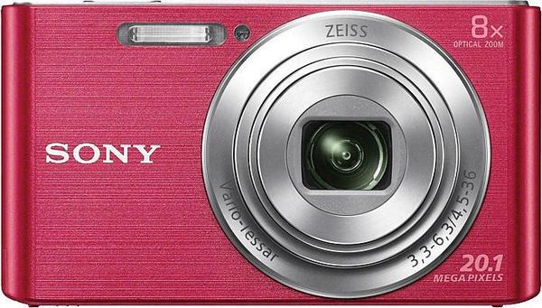 Sony Cyber-shot DSC-W830 (rosa)