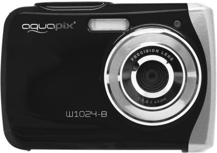 Easypix Aquapix W1024 Splash schwarz