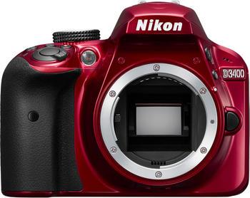 Nikon D3400 Body rot